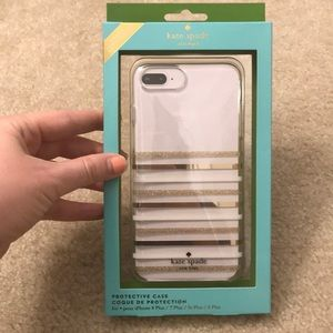 NWT Kate Spade iPhone Case